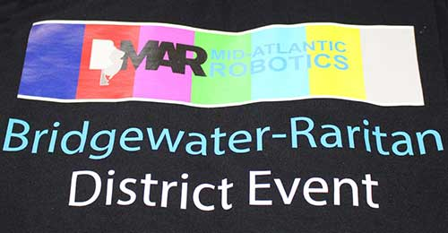T-shirt Image From Bridgewater MAR event